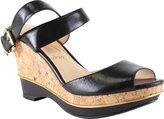 J. Renee Women's Sarila Ankle Strap Wedge Sandal