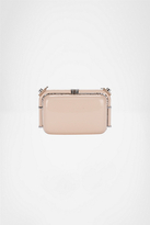 Coryn Small Patent Leather Clutch