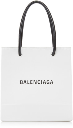 Balenciaga Shopping XXS Leather Tote Bag