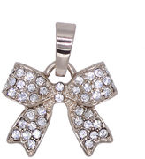 Oasis Bow Charm
