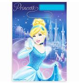 Disney Cinderella Favor Bags