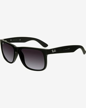 Express Ray-Ban Justin Gradient Square Sunglasses