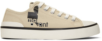 Isabel Marant Off-White Binkoo Sneakers