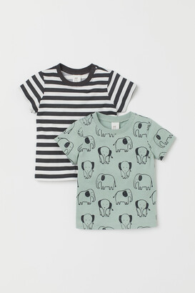 H&M 2-pack Jersey T-shirts