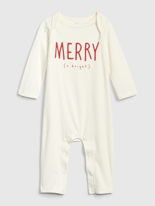 Gap Baby Long Sleeve One-Piece