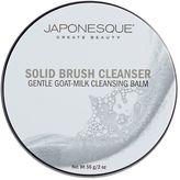 Japonesque Gentle Goat Milk Cleansing Balm Solid Brush Cleanser