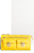Marc Jacobs Zip Clutch Wallet