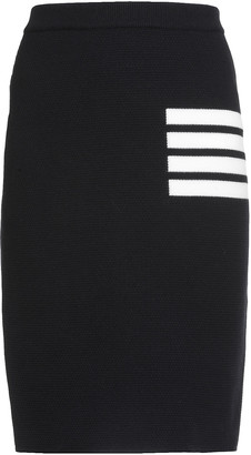 Thom Browne Pencil Knitted Skirt
