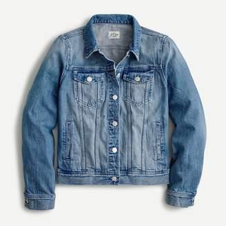 Classic denim jacket in brilliant day wash