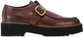 Tod's flatform Monk shoes