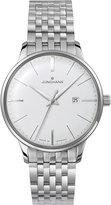 Junghans 047/4372.44 Meister stainless steel quartz watch