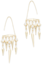 Noir Plaskett Star Earrings
