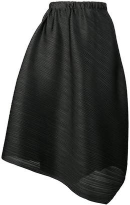 Pleats Please Issey Miyake loose-fit midi skirt