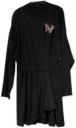 Louis Vuitton Black Cotton Dresses