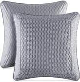 J Queen New York CLOSEOUT! Harrison Chrome European Sham