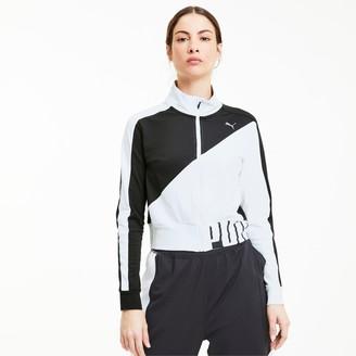 Puma Train Stretch Knit Women's Track Jacket