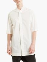 Rick Owens Off-white Baseball Shirt