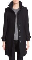 Burberry Women's Gibbsmoore Funnel Collar Trench Coat
