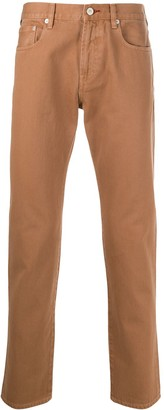 Paul Smith Denim Straight Leg Jeans
