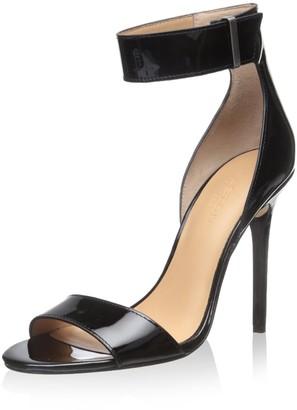 Halston Women's Marley Ankle Strap Sandal