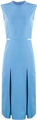 Victoria Victoria Beckham Slit Detail Dress