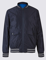 Blue Harbour Reversible Bomber Jacket with StormwearTM