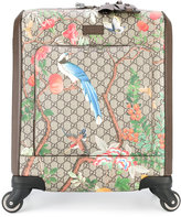 Gucci Tian GG Supreme carry-on case - women - Leather/Polyurethane/PVC - One Size