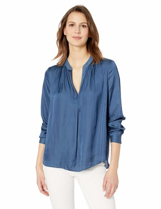 Nic+Zoe Women's Petite Destination Popover TOP