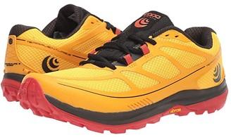 Topo Athletic Terraventure 2 (Olive/Red) Men's Shoes