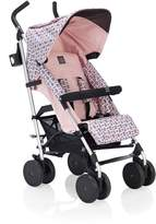 Fendi Monster Print Stroller, Pink