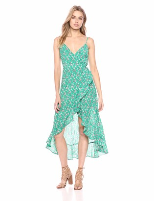 The Fifth Label Women's Sleeveless Maxi Wrap Dress