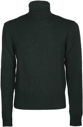 Dolce & Gabbana Turtleneck Knitted Sweater