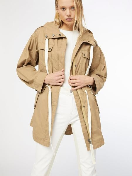 Frame Perfect Parka