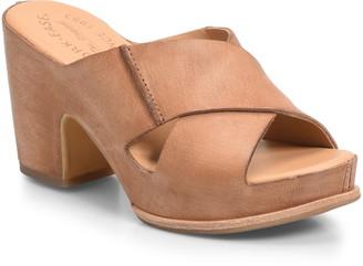 Kork-Ease Garden Platform Slide Sandal