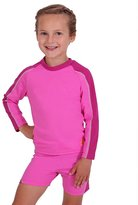 Nozone Clothing Company Nozone Laguna Sun Protective Girl's Two Piece Swimsuit in