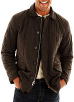 Excelled Leather Excelled Quilted Car Coat