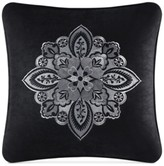 "J Queen New York Giuliana Embroidered 18"" Square Decorative Pillow"