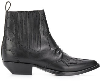 Roseanna 35mm boots