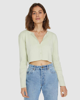 Don't Ask Amanda Nelly Compact Knit Cardi