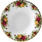 Royal Albert Old country roses small rim soup bowl