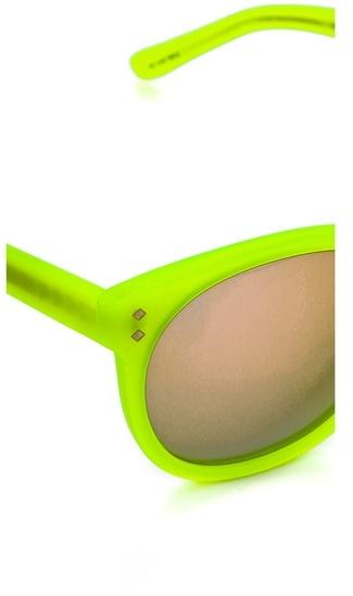 Matthew Williamson Neon Sunglasses