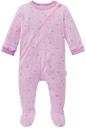 Schiesser Baby Girls' Puppy Love Anzug mit Fu Pyjama Sets