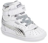 Puma Infant Boy's Sky Ii High Top Sneaker