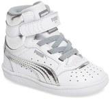 Puma Toddler Boy's Sky Ii High Top Sneaker