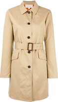 MICHAEL Michael Kors Two Tone Trench