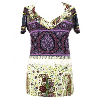 Etro Purple Top for Women