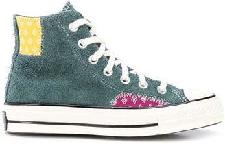Converse Twisted Prep Chuck 70 high-top sneakers