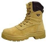 "Condor Men's Dakota 8"" Steel Toe Nubuck Work Boot Size 7"