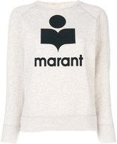 Etoile Isabel Marant Milly sweatshirt - women - Cotton/Polyester - 36