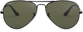 Ray-Ban RB3025 55MM Aviator Sunglasses